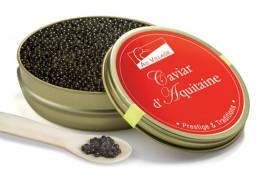 Caviar d'Aquitaine + 1 cuill?re en nacre OFFERTE