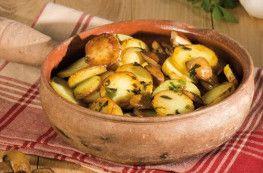 Lot de 2 boites de Pommes de terre à la sarladaise aux cèpes